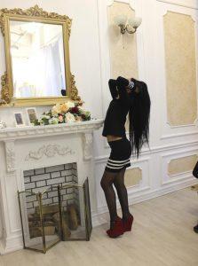 Фото проститутки СПб по имени Клара +7(921)406-09-41