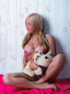 Фото проститутки СПб по имени Поля +7(931)975-00-82